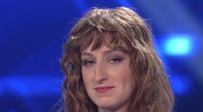 Barbora Piešová v speváckej