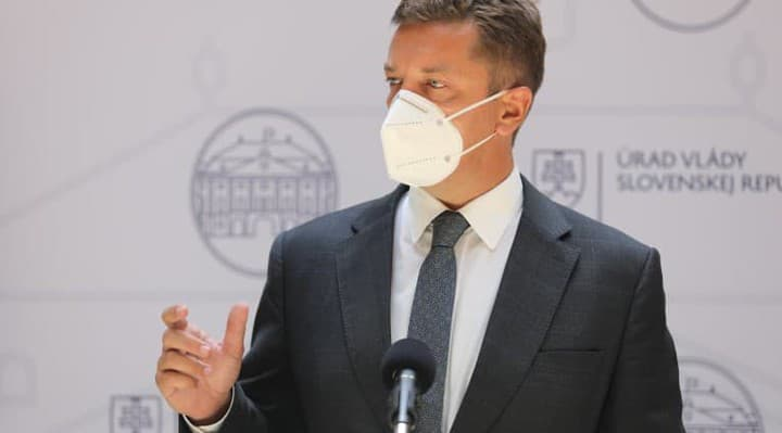 Minister dopravy Andrej Doležal