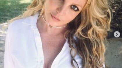 Britney Spears túži po