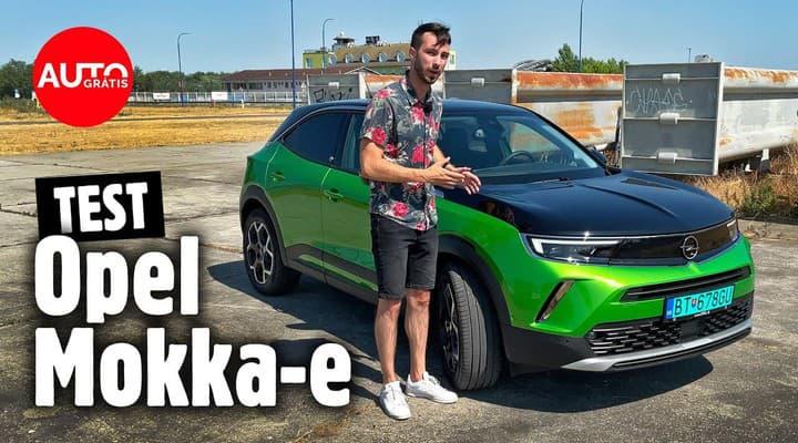 Opel Mokka-e / Autográtis