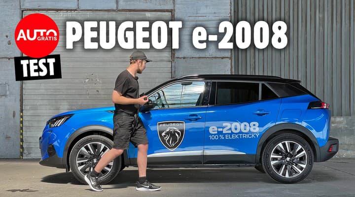 VIDEOTEST: Peugeot e-2008