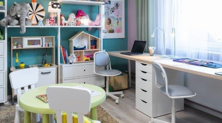 Detská izba, v ktorej