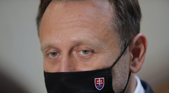 Minister Samuel Vlčan