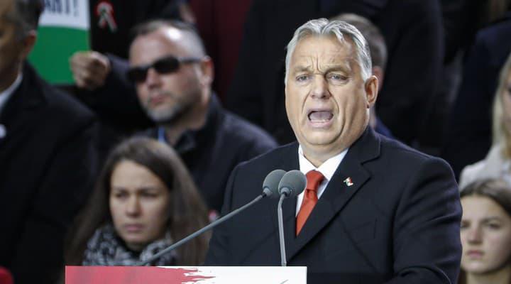 Státisíce priaznivcov vlády maďarského